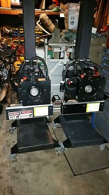 Research 4560X Speed-Dri Mobil Inkjet Dryer Excellent Condition