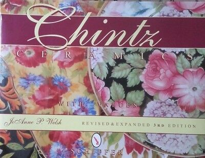 Vintage Chintz Ceramics Value Guide Collector's Book