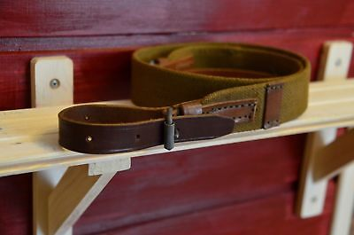 Original Russian, carrying sling Infantry, for classic Soviet rifle WW2