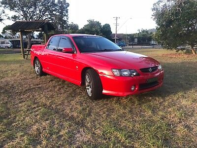 Holden VY Crewman SS