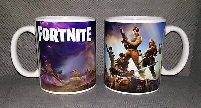 FORTNITE Mug Cup. TV Game. Birthday Easter Gift Idea