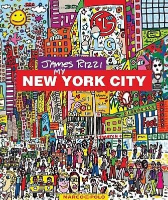 """James Rizzi: My New York City"" von Peter Bührer (ISBN: 978-3-8297-0638-4)"