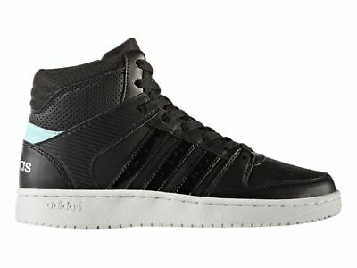 Shoes Adidas VS Hoopster Mid W (White) • price 65,00 EUR •