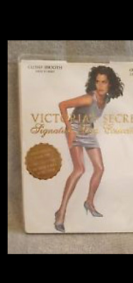 3 Victoria's Secret Signature Gold Black Medium Glossy Smooth