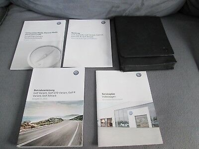 vw golf iii 3 variant 06 97 bordbuch betriebsanleitung. Black Bedroom Furniture Sets. Home Design Ideas