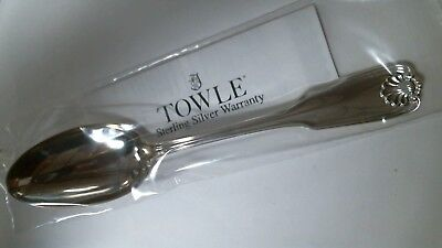 Ben Franklin by Towle Sterling Table Serving Spoon Brand NEW