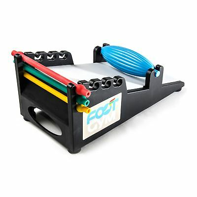 The Foot Gym | Multi-Use Device for Rehab, Strength, Massage & Exercise