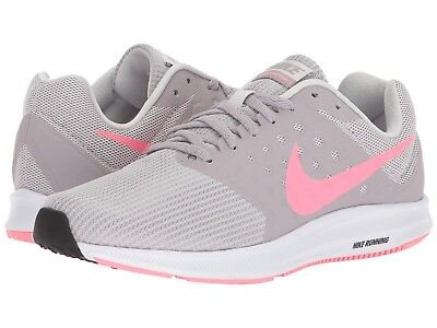 555f2cd056965 Nike Womens DOWNSHIFTER 7 Vast Grey Sunset Pulse 852466-015 Running Shoes