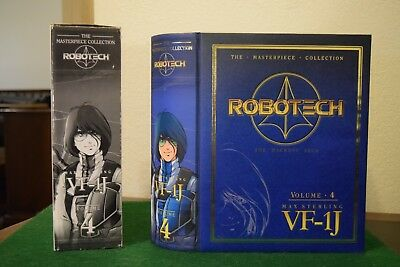 Robotech Masterpiece Collection Max Sterling VF-1J Volume 4
