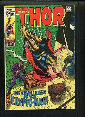 Thor 174 From 1970 Fine- 5.5 Condition