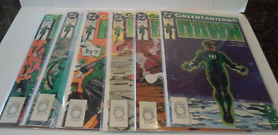 Green Lantern Emerald Dawn 1-6 ORIGINAL OWNER SELLING COMIC LOT COMPLETE SERIES1