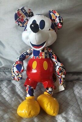 Mickey Mouse Memories. Plush March. BNWT