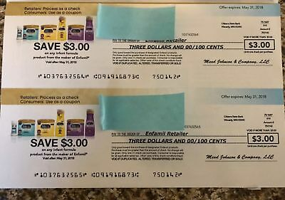 2x Enfamil Checks 2x $3 = $6 Exp 5/31/18 + $5 Off and 20% Off BuyBuyBaby Coupons