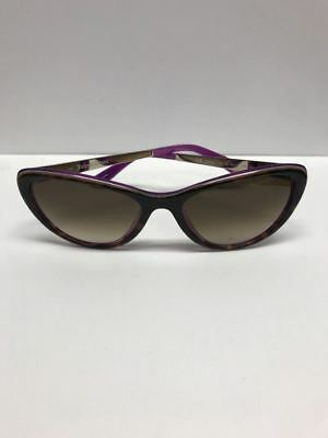 a94599b5115e Juicy Couture 544 S 1F9 Y6 Havana Purple Cat Sunglasses Made in Italy  Authentic