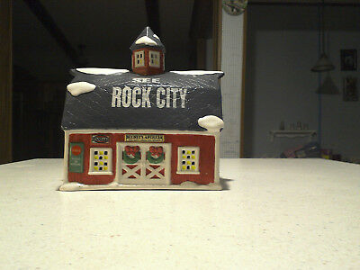 See Rock City Coca Cola Town Square Collection Mooney's Antiques