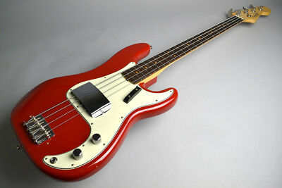 Fender / American Vintage 63P BASS Electric Bass Guitar (Used)