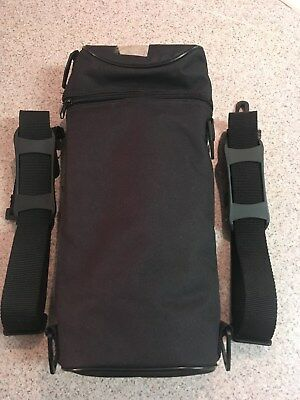 Oxygen Cylinder Tank Holder Carrier Bag w/ Adjustable Shoulder Straps