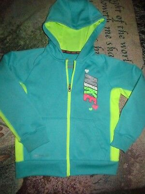 girls nike therma-fit jacket 6