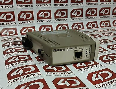 Westermo DDW-120 Ethernet Extender Switch - Used