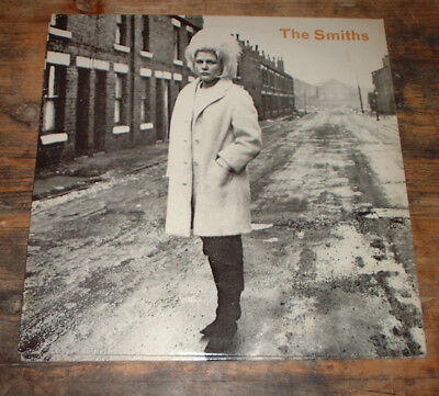 "1984 The Smiths Heaven Knows Im Miserable Now 12"" Rt156"