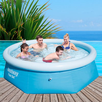 Bestway Fast Set™ Pool 57265 244x66 cm Swimming Pool Gartenpool