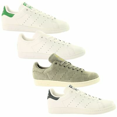adidas Stan Smith Mens Trainers~4 Colours~Originals~UK 7 to 11.5 Only