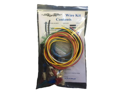 1965 1966 Mustang COLOR CORRECT Instrument Wire Harness KIT for Modern Gauges