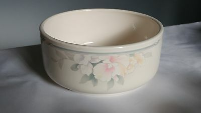 "Noritake Morning Melody 9158 Misty Isle 7"" Round Vegetable Bowl"