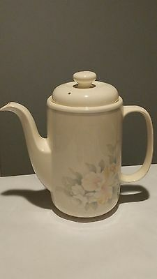 Noritake Morning Melody 9158 Misty Isle Coffee Pot