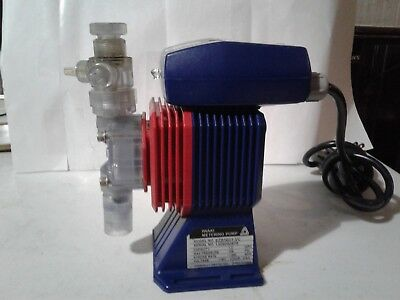 Walchem Chemical Metering  EZB16D1-VC  1.0 GPH, 105 PSI  Strong and Steady.