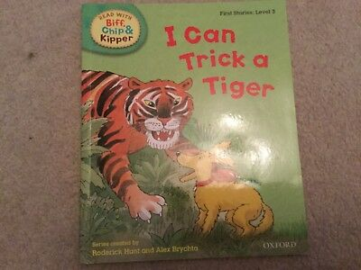 Oxford Read with Biff Chip & Kipper Book I Can Trick A Tiger