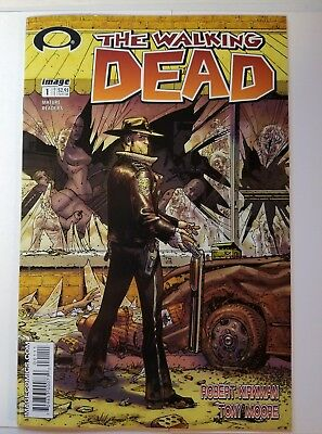 The Walking Dead #1 (1st print Oct 2003, Image)