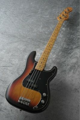Fender / 1976 Precision Bass 3TS/M Vintage Electric Bass Guitar (Used)
