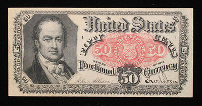 50 Cent 5th Issue Fractional note