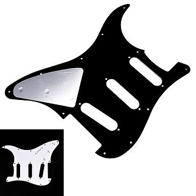 Guitar Loaded Pickguard for Protecting Fender Stratocaster Strat PVC 3 Ply SSS