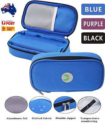 Insulin Pen Case Pouch Cooler Travel Diabetic Injector Pack Cool Protector Bag