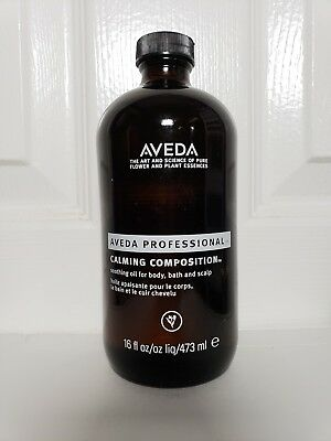 Aveda 16 oz professional discontinued Calming Composition Oil