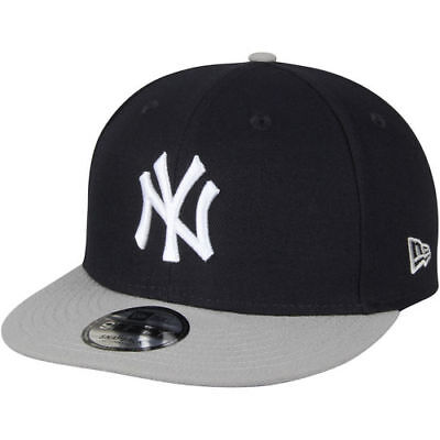 f9f87e6a05fb2 New Era New York Yankees Navy Victory Side 9FIFTY Adjustable Snapback Hat