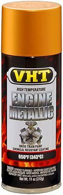 VHT SP404 Metallic Gold Flake Paint Can High Temp Motor Engine Duplicolor