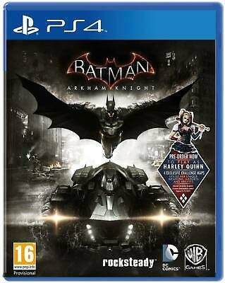 Videogioco Batman Arkham Night Ps4 Gioco Playstation 4 Italiano  Pal Nuovo