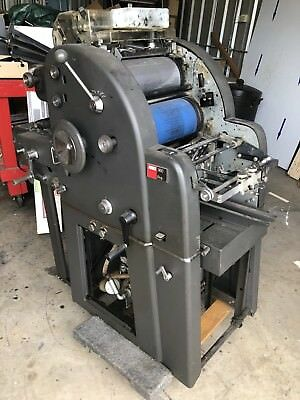 AB Dick 360 Pro Printing Press