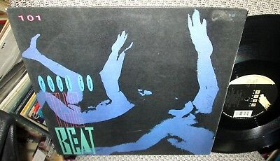 "101 Rock To The Beat 12"" Single Ep Nm Us Wing Vinyl Acid House Dance Music"