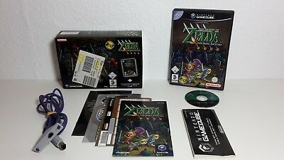 "Nintendo Gamecube Spiel "" The Legend of Zelda Four Swords Adventures "" Komplett*"