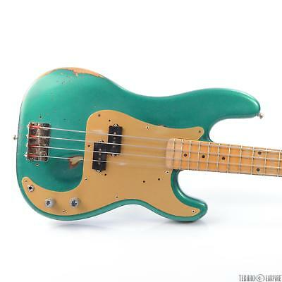 1958 Fender Precision P Bass Guitar w/ Case American Owned by Matt Hyde #30349