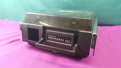 Vintage Kodak Movie Deck Moviedeck 435 8mm Portable Movie Projector