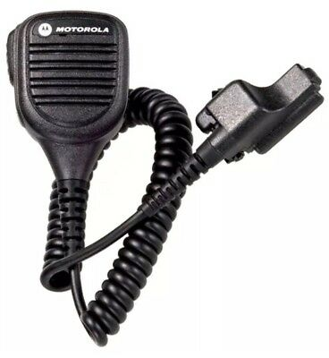 Motorola Nmn6191C Remote Radio Speaker Microphone Noise Canceling Mic Brand New