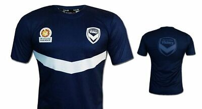 Melbourne Victory FC Replica Home Jersey Size S-5XL! A League Soccer Football!5