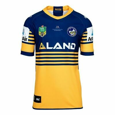 Parramatta Eels NRL 2018 ISC Heritage Jersey Mens & Kids Sizes! CLEARANCE SALE!