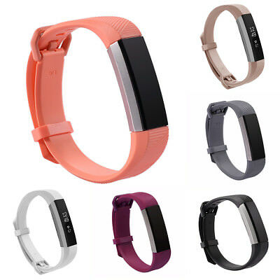 For Fitbit Alta&Alta HR Replacement Silicone Sports Watch Band Strap Bracelet AU