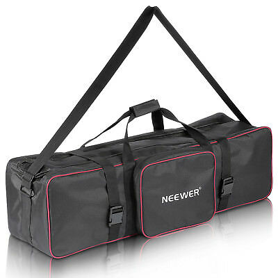 """Neewer 39x10x10"""" Photo Video Studio Kit Carrying Bag f Light Stands Boom Stands"""